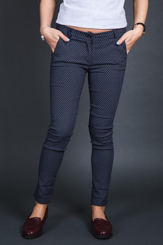 Штаны Fashion - синий цвет